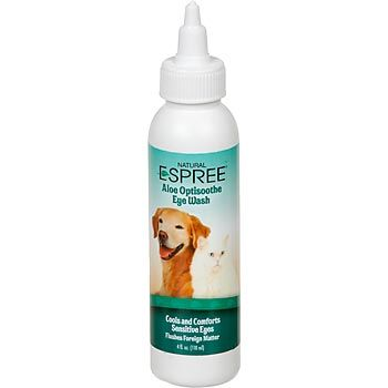 Espree Natural Aloe Optisoothe Eye Wash for Dogs & Cats