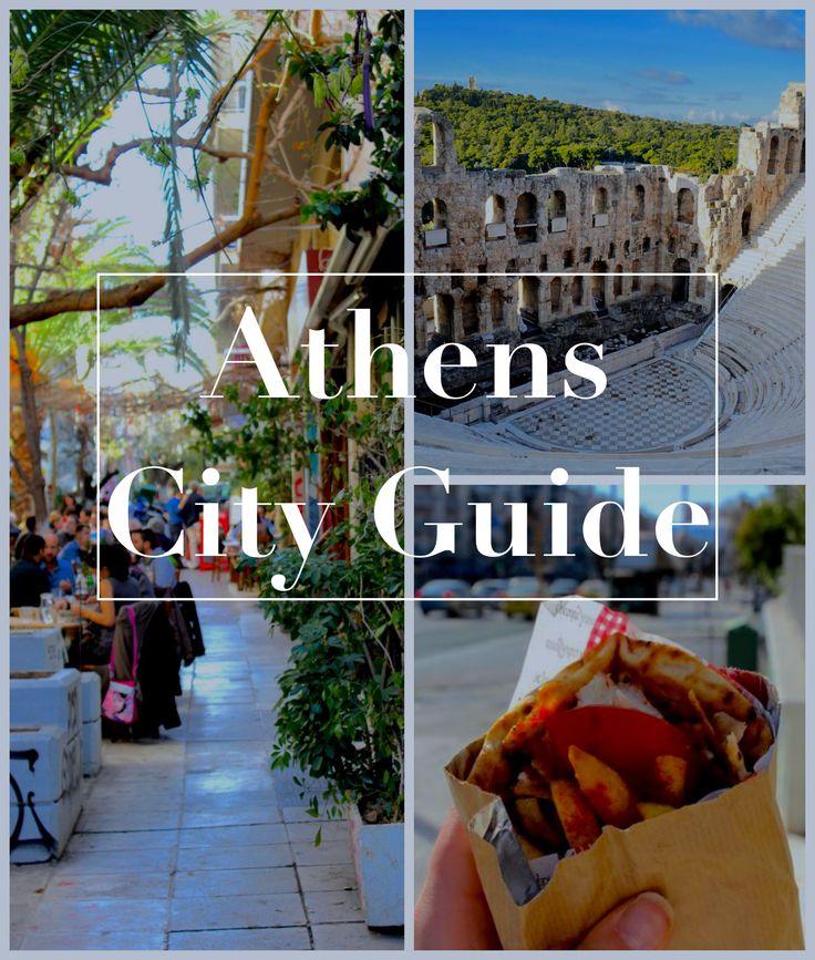 Athens city guide http://www.pop-upguide.com/greece/athens-city-guide/