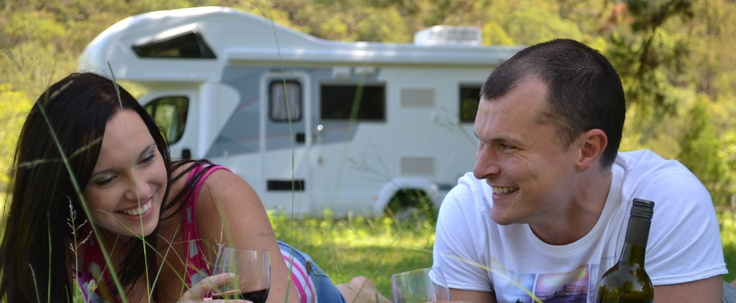Not just for the older generation, young couples can get out there and enjoy the Australian outdoors in a motorhome too!