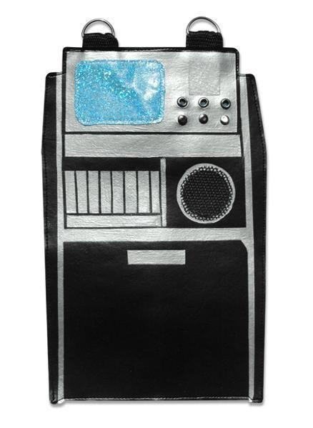 Sewing: TOS Star Trek Tricorder Purse