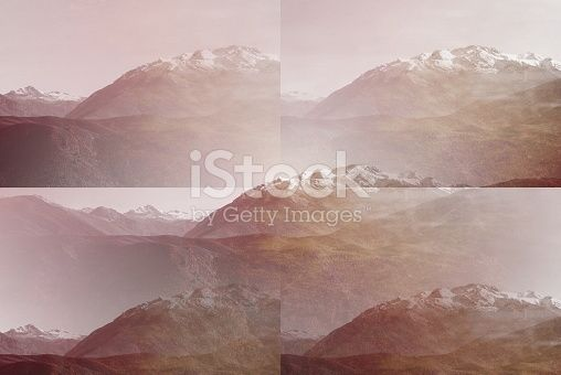 Beautiful Surrealism Fantasy Immersive Landscapes in an almost Kaleidoscope Pattern for a Modern Look.