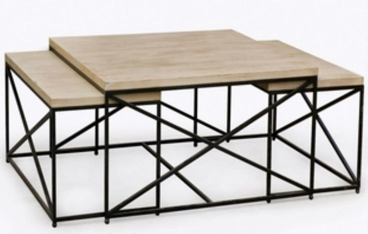 25 best ideas about table fer forg on pinterest meuble fer forg table b - Table basse ouvrante ...