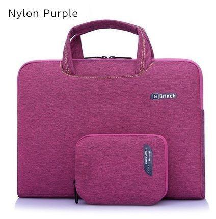 "2017 New Brand Brinch Handbag Portable Laptop Bag 13"",14"",15"",15.6"",Sleeve Case For Macbook Notebook 13.3"",15.4"",Free Shipping"