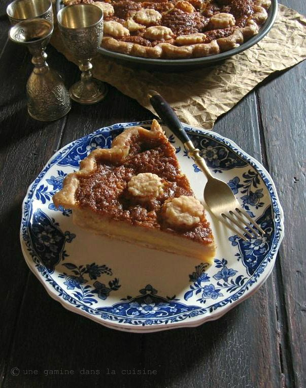 Brown Sugar Buttermilk Pie | Foodie-Southern Eats ...