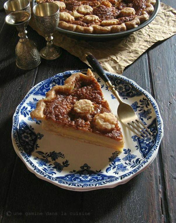 Brown Sugar Buttermilk Pie | Foodie-Southern Eats ...