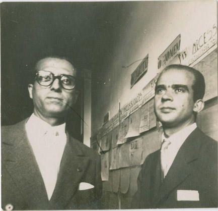 [Fernando Távora e Viana de Lima, CIAM] - UP ATOM Production Server