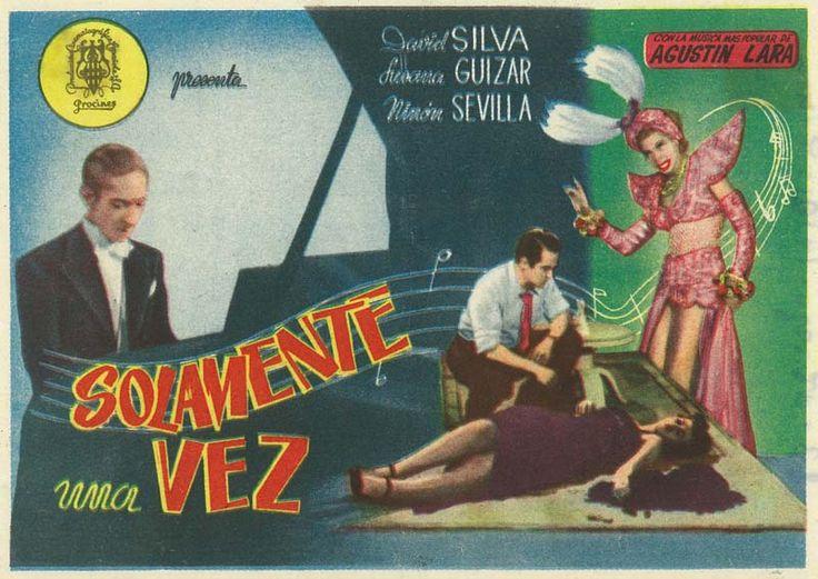 Solamente una vez (1948) de José Díaz Morales - tt0138096