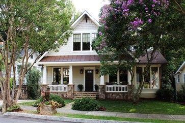 Kitchen Renovation & Second Story Addition: Park - traditional - exterior - atlanta - Phoenix Renovations
