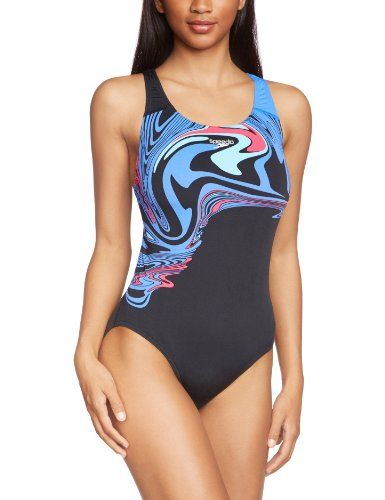 Speedo Damen Schwimmanzug Arrowbeat PBCK 2 AF, Black/Blue... https://www.amazon.de/dp/B00DP2DJZS/ref=cm_sw_r_pi_dp_x_YixmybFAF0YNW