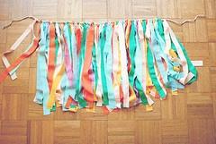 fabric streamers   casey baudoin