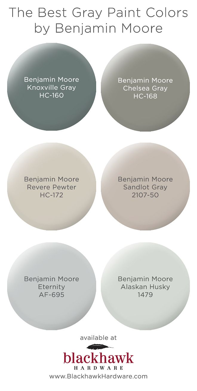 Best Neutral Paint Colors 2020 Benjamin Moore