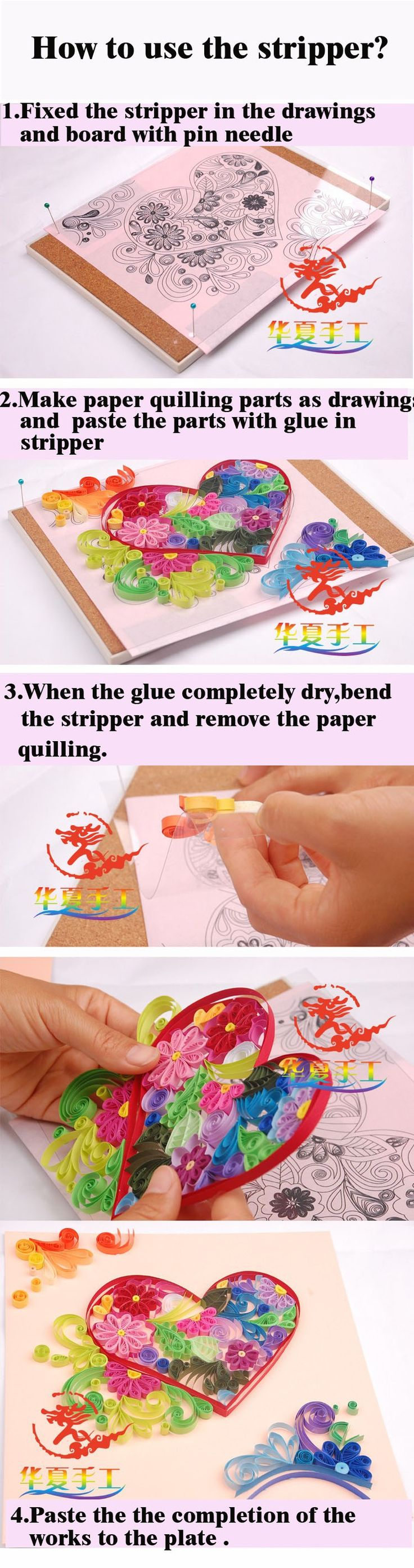 DIY Scrapbooking Paper Quilling Tools set,stripper/co ordinate/14 pcs Paper Quilling drawings Collection Photo Cards Decoration-in Paper Crafts from Home & Garden on Aliexpress.com | Alibaba Group