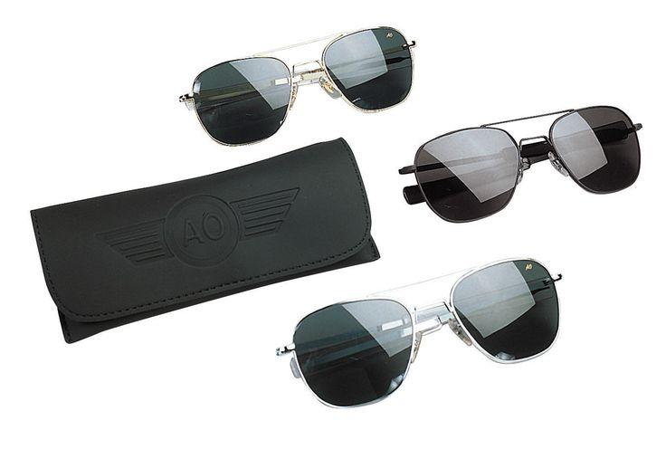 Genuine Government Air Force Pilots Sunglasses by AO Eyewear (American Optics)