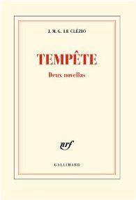 Tempête : Deux novellas par J.M.G Le Clézio