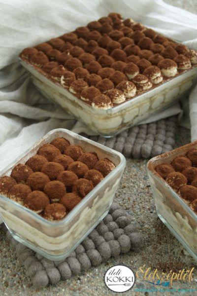 """A tiramisu világszerte népszerű olasz desszert, általában az alábbiakból készül: babapiskóta, feketekávé, mascarpone sajt, tejszín, cukor, marsala bor és kakaópor. A szó jelentése """"dobj fel"""", ami a…"""