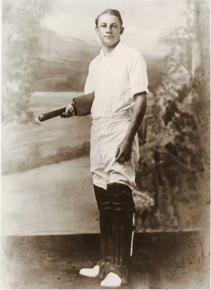 Don Bradman #legend #cricket #sport #Bradman