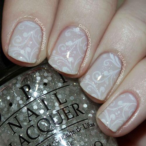 Fairy Nail Art: Packapunchpolish: Fairy Tale Nails Anyone? I LOVE The Way
