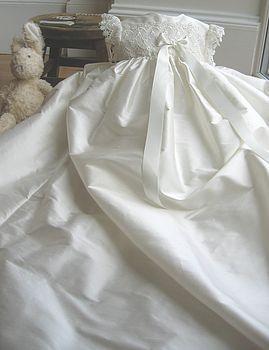 Lucy christening dress