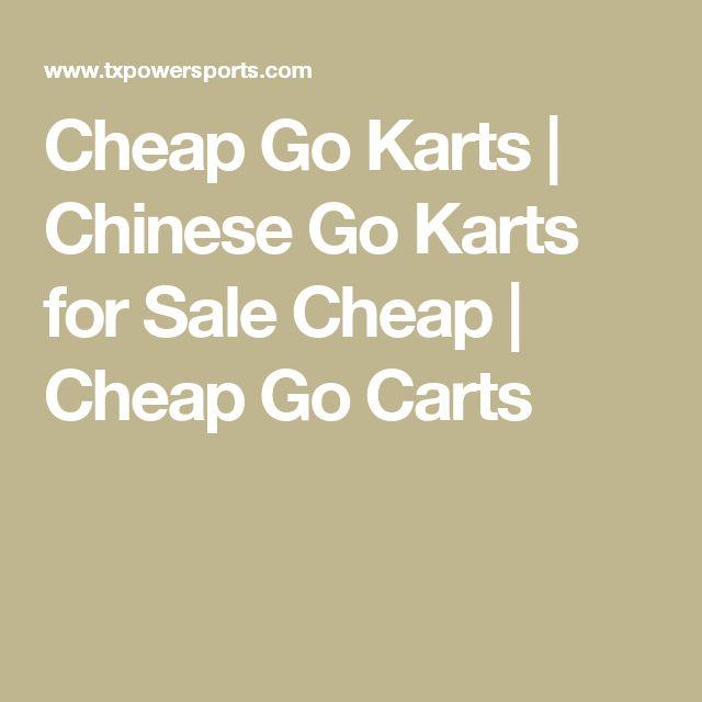 Cheap Go Karts   Chinese Go Karts for Sale Cheap   Cheap Go Carts