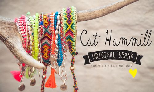 Jewellery: Exquisitely stylish and effortlessly fashionable pieces from the Cat Hammill 'Dreams come true' Collection.