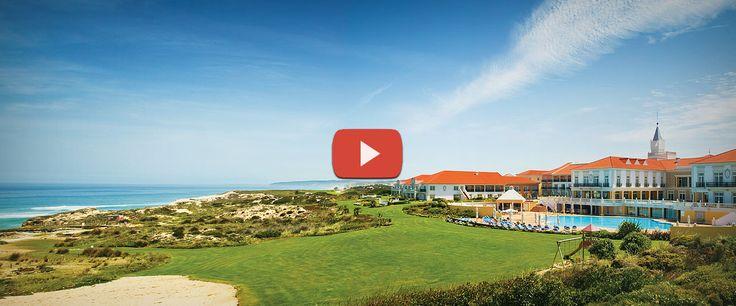 Welcome to Praia D'El Rey - Praia D'El Rey Golf & Beach Resort - Óbidos - Portugal