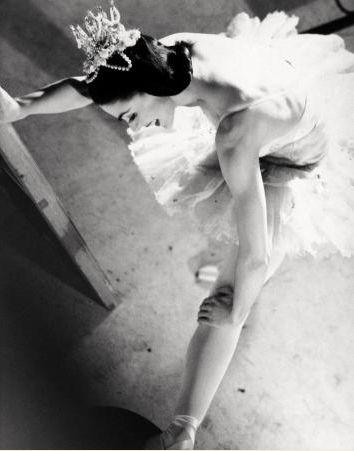 Margot Fonteyn by Norman Parkinson