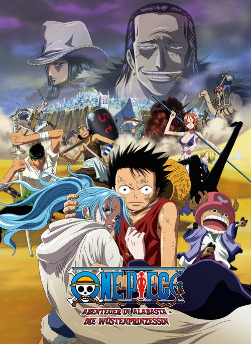 Watch One Piece: The Desert Princess and the Pirates: Adventure in Alabasta 2007 Full Movie Online Free