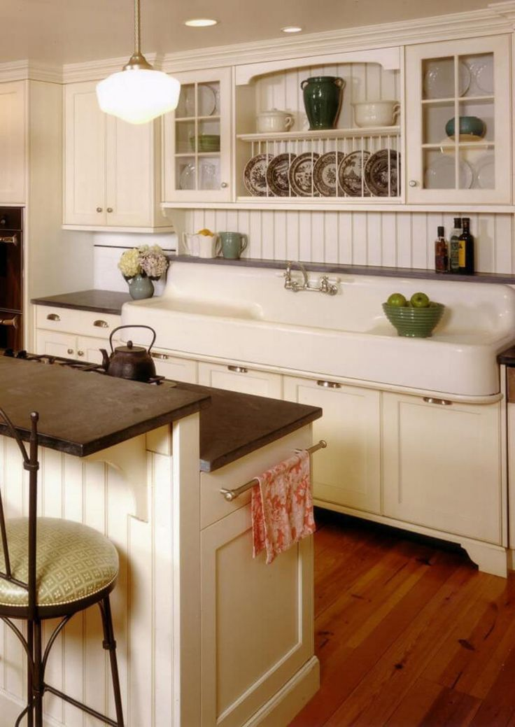 10 Awesome Antique Kitchen Decoration Ideas for Your Beautiful Kitchen