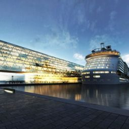The Making Of Barcelona Harbor