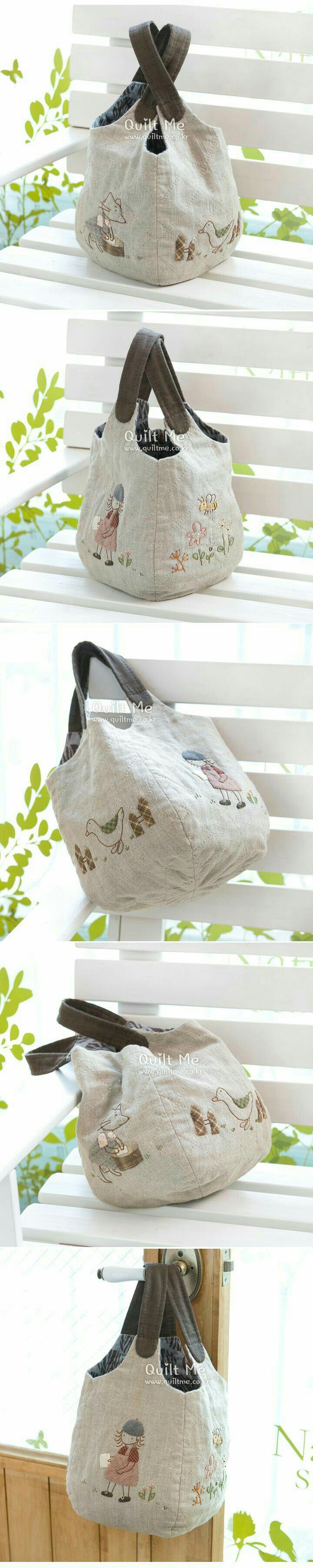 I like the shape of this bag