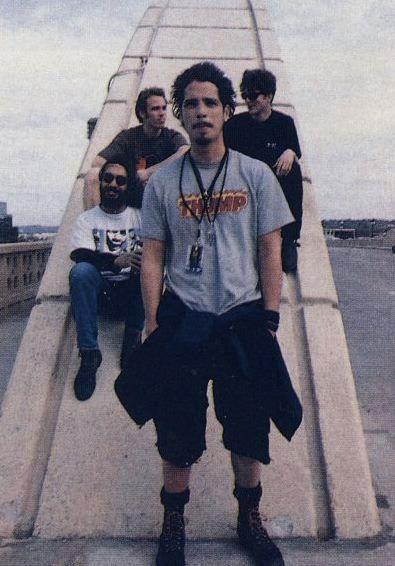 Soundgarden  #chriscornell #soundgarden #audioslave