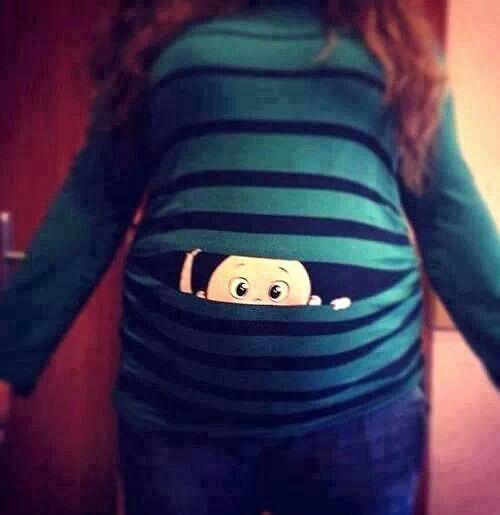 Stunning shirt fir pregnant women! ♡