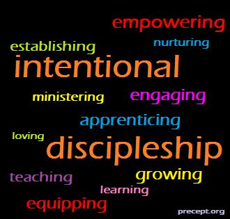 18 best discipleship images on pinterest youth ministry bible intentional discipleship 4 simple steps engage establish equip empower fandeluxe Image collections