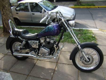 ¡Honda Rebel 250 publicada en Vivavisos! http://bicicletas-usadas.vivavisos.com.ar/motos-usadas+3-de-febrero/honda-customizada-unica/49800516