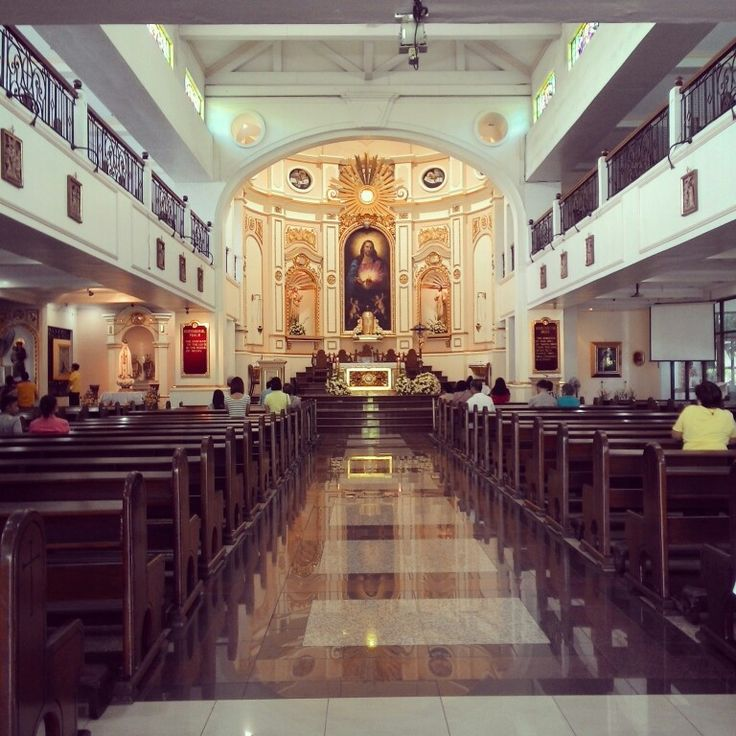 The National Shrine of the Sacred Heart of Jesus