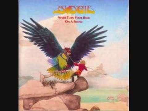 Band: Budgie  Track: Parents  Album: Never Turn Your Back on a Friend (1973)