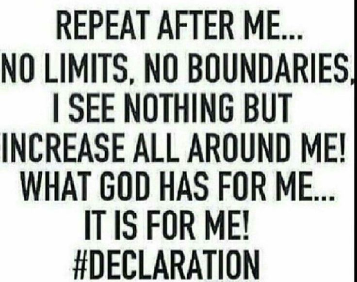 What God has for me, it IS for me!