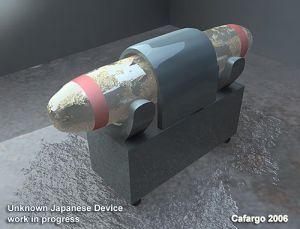Unknown Japanese Device v2: Study