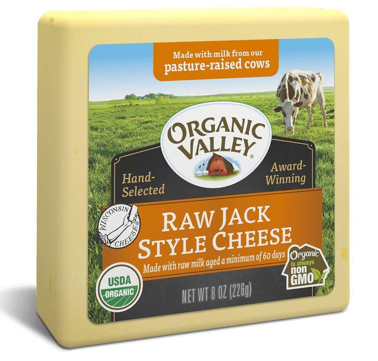 Grassmilk Raw Cheddar, 8 oz | Buy Organic Valley Near You ...