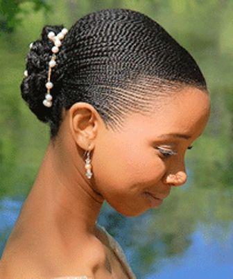 ideecoiffure2 de l'album Idées coiffures pour cheveux crépus