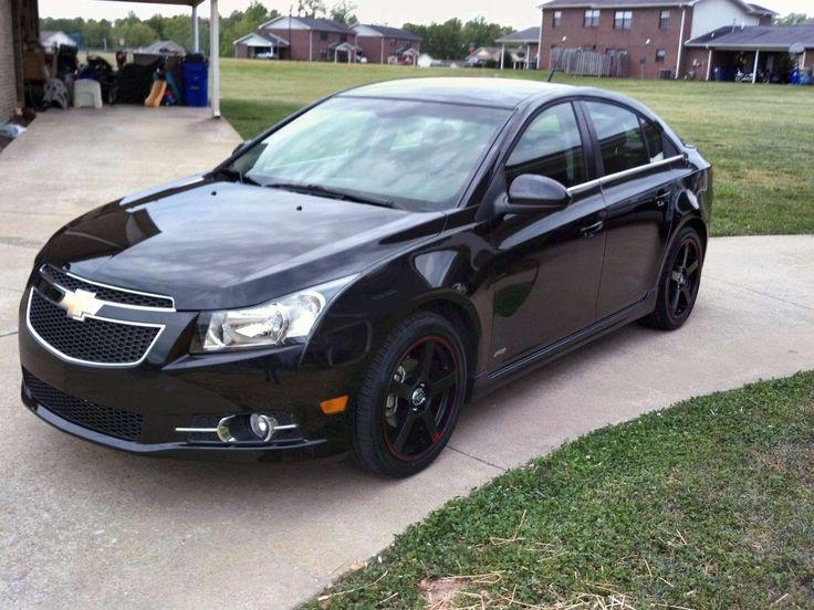 Chevrolet Cruze 2012 Black | Carros, Caminhonetes, Carros ...