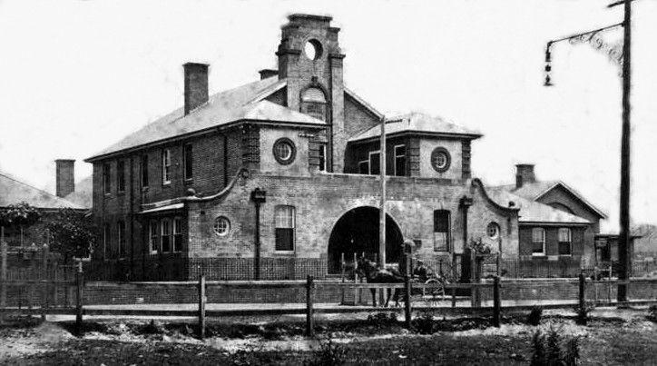 South Sydney Hospital. 1915