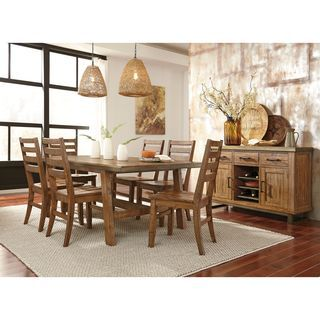 Shop for Signature Design by Ashley Dondie Brown Rectangular Dining Room Table. Get free shipping at Overstock.com - Your Online Furniture Outlet Store! Get 5% in rewards with Club O!