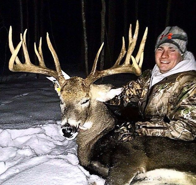 Wisconsin deer fucker