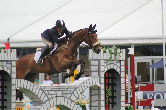 Pippa Funnell; Showjumping