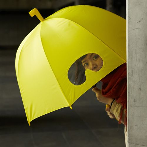 Goggles Umbrella | Peekaboo??