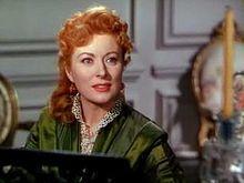 Greer Garson in That Forsyte Woman.