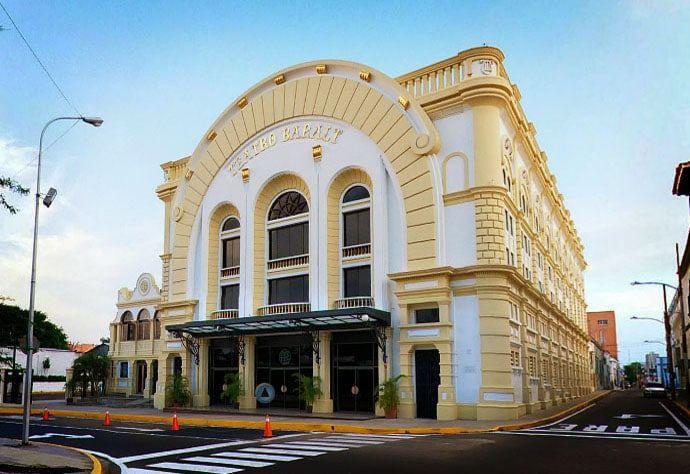 Hace 134 años se inaugura el teatro Baralt en la ciudad de Maracaibo, estado Zulia