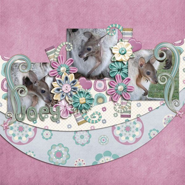 Using Once Upon A Dream Collection - Kathryn Estry and Memory Makers Volume 19 - Jen C Designs