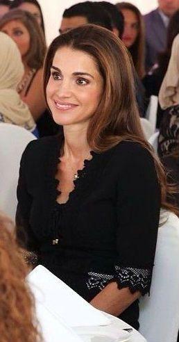 May 20, 2014...♔♛Queen Rania of Jordan♔♛..